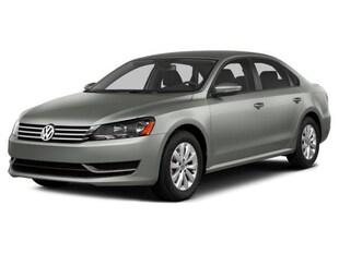 2015 Volkswagen Passat SEL Premium Sedan