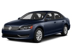 2015 Volkswagen Passat 1.8T SEL Premium Sedan