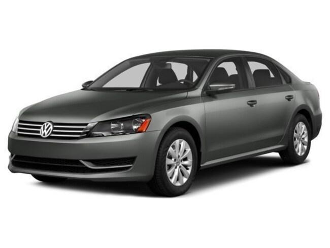 2015 Volkswagen Passat 2.0L TDI SE Sedan