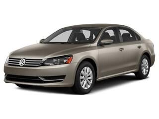 2015 Volkswagen Passat 2.0L TDI SE w/Sunroof/Nav Sedan
