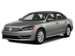 2015 Volkswagen Passat 2.0L TDI DSG SEL Premium Sedan
