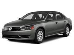 2015 Volkswagen Passat 1.8T Limited Edition Sedan