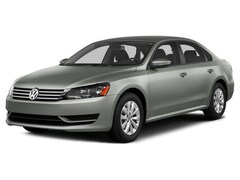 2015 Volkswagen Passat 1.8T Limited Edition w/PZEV Sedan