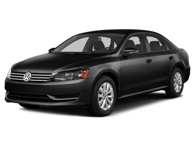 Used vehicle 2015 Volkswagen Passat 1.8T Limited Edition Pzev Sedan for sale near you in Turnersville, NJ