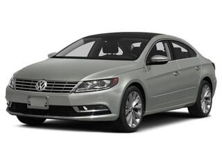 2015 Volkswagen CC 2.0T Sport w/PZEV Sedan
