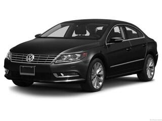 2015 Volkswagen CC DSG Executive Pzev Sedan