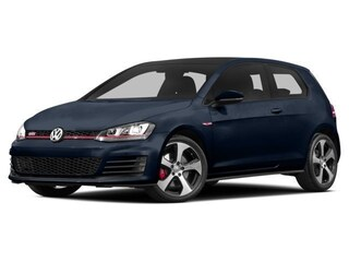 2015 Volkswagen Golf GTI 2.0T S 2-Door Hatchback