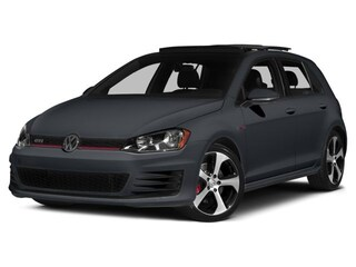 Used 2015 Volkswagen Golf GTI 2.0T Hatchback for Sale in Greenville NC at Joe Pecheles Volkswagen