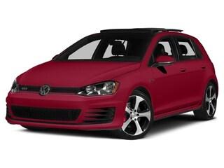 used 2015 Volkswagen Golf GTI 2.0T Hatchback for sale near Bluffton