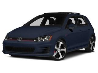 2015 Volkswagen Golf GTI 2.0T Hatchback