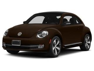 Used 2015 Volkswagen Beetle Hatchback for sale in Austin