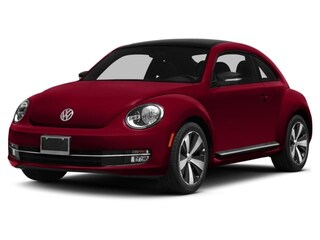 2015 Volkswagen Beetle Coupe 1.8T w/Sun Coupe