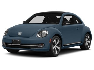 Used 2015 Volkswagen Beetle Coupe 1.8T Man 1.8T PZEV in Fort Myers