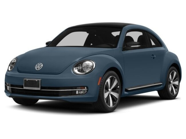 Used 2015 Volkswagen Beetle Coupe 1.8T Man 1.8T PZEV Fort Myers