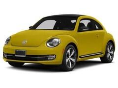 2015 Volkswagen Beetle 2dr Auto 1.8T Pzev Car