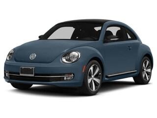 2015 Volkswagen Beetle 1.8T Hatchback
