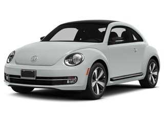 Used cars 2015 Volkswagen Beetle 1.8T Classic Coupe for sale in Bloomington, IN