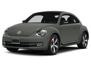 Used 2015 Volkswagen Beetle 1.8T Classic Coupe 3VWF17ATXFM656427 P9045 in Bloomington, IN