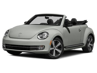Used 2015 Volkswagen Beetle Convertible 1.8T w/PZEV Convertible in North Charleston, SC