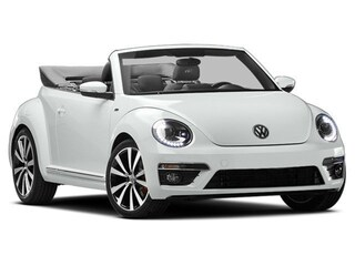Used 2015 Volkswagen Beetle 2.0T R-Line Convertible for sale in Charlotte