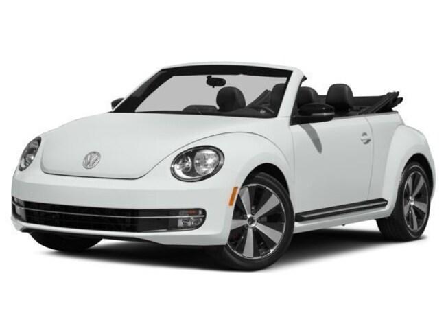 2015 Volkswagen Beetle Convertible 2.0L TDI Convertible