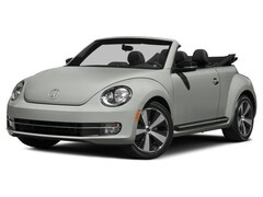 2015 Volkswagen Beetle Convertible 2.0 TDI w/Sound & Navigation Convertible
