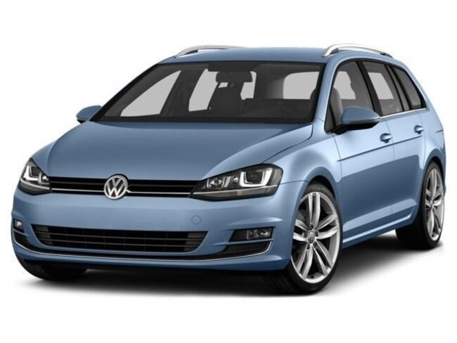 2015 Volkswagen Golf SportWagen TDI SE Wagon
