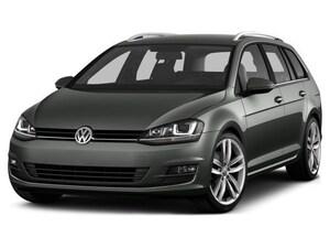 2015 Volkswagen Golf SportWagen TDI