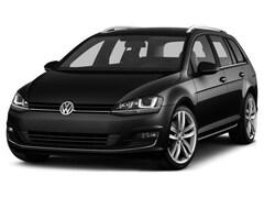 2015 Volkswagen Golf SportWagen S TDI Wagon