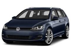 2015 Volkswagen Golf SportWagen S TDI Manual Transmission Wagon