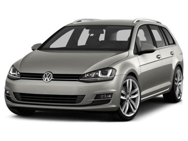 Used 2015 Volkswagen Golf SportWagen SEL Wagon in Canton, CT