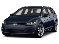 2015 Volkswagen Golf SportWagen SEL Wagon