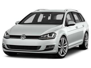 2015 Volkswagen Golf SportWagen TDI SE 4-Door Wagon