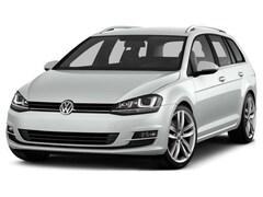 2015 Volkswagen Golf Sportwagen TDI SEL 4-Door Wagon