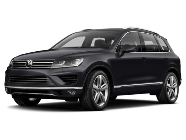 Used 2015 Volkswagen Touareg V6 Lux For Sale in Ardmore, PA   VIN#  WVGEF9BP5FD003363