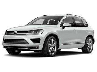 New 2015 Volkswagen Touareg V6 TDI Lux SUV for sale in Atlanta, GA