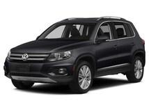 2015 Volkswagen Tiguan SEL SEL 2WD  Auto SEL