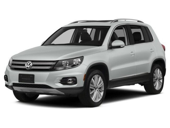Used 2015 Volkswagen Tiguan SEL SUV WVGBV7AX8FW555083 For Sale Albuquerque, New Mexico