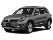 2015 Volkswagen Tiguan SE SUV