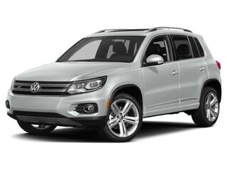 2015 Volkswagen Tiguan R-Line SUV