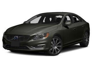 Used 2015 Volvo S60 T5 Drive-E Premier FWD  with Convenience & BLIS Pa Sedan YV140MFK8F1355819 for sale in Coconut Creek, FL