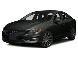 Certified Pre-Owned 2015 Volvo S60 T5 Platinum Drive-E (2015.5) Sedan In Summit NJ