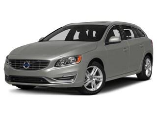 Pre-Owned 2015 Volvo V60 T5 Premier Drive-E (2015.5) Wagon YV140MEK0F1265176 for Sale in Greensboro