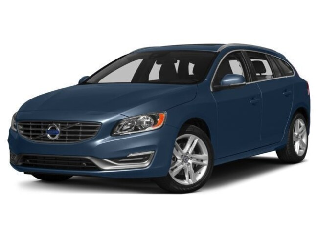 Pre-Owned 2015 Volvo V60 T5 Premier (2015.5) Wagon for sale in Stamford, CT