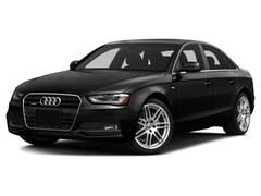 2016 Audi A4 2.0T Premium Sedan