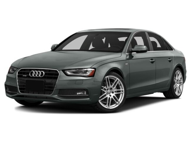 2016 Audi A4 2.0T Premium w/ Navigation Sedan