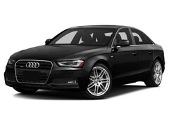 2016 Audi A4 2.0T Premium Tech Package Sport Premium Sedan Denver