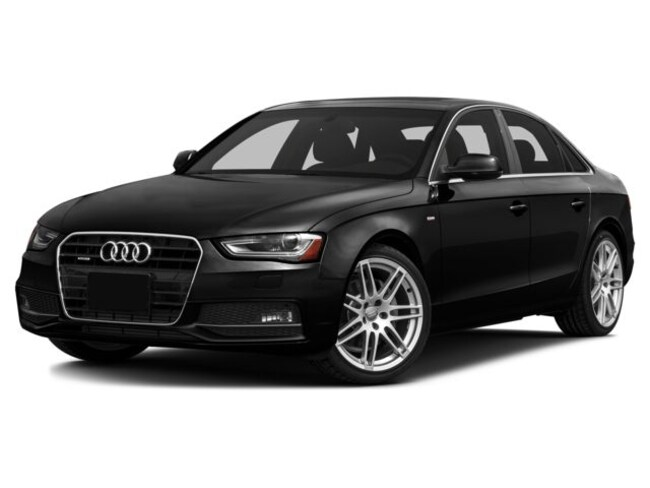 Certified 2016 Audi A4 2.0T Premium Plus Sedan Denver Colorado