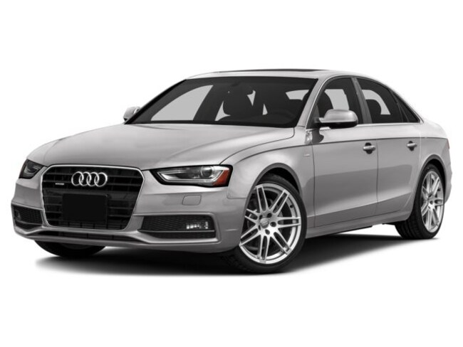 Used vehicle 2016 Audi A4 2.0T Premium Plus Sedan for sale near you in Stafford, VA