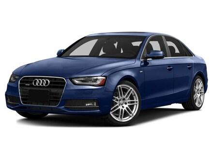 2016 Audi A4 Premium Plus Auto quattro 2.0T Premium Plus